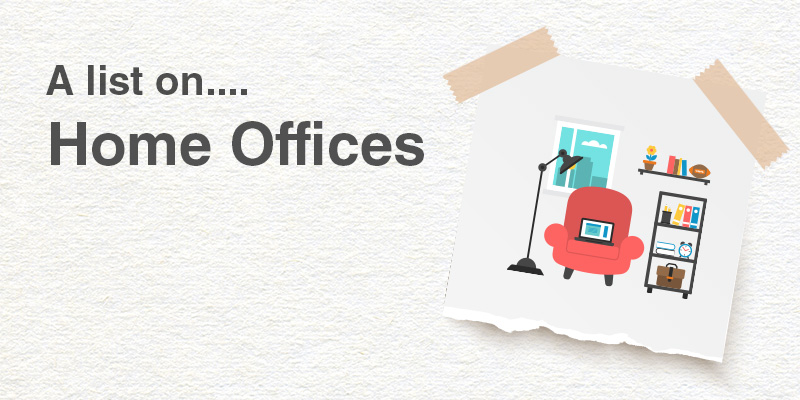 A List on Home Offices